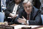 آنتونیو گوترش، سرمنشی سازمان ملل: افغان ها یکی از بدترین بحران های بشردوستانه را در جهان تجربه میکنند